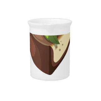 Chocolate Mint Day - Appreciation Day Drink Pitcher