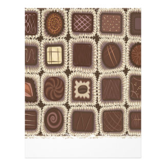 Chocolate Mint Day - Appreciation Day Personalized Letterhead
