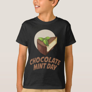 Chocolate Mint Day - Appreciation Day T-Shirt