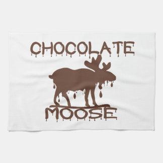 Chocolate Moose Kitchen Towel