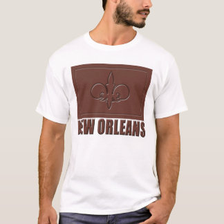 Chocolate New Orleans T-Shirt