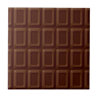 Chocolate nothing but chocolate tile