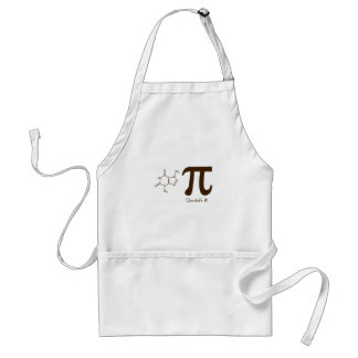 Chocolate Pi Day Apron