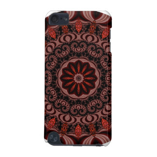 Chocolate, Raspberries, Peppermint Stick Abstract iPod Touch (5th Generation) Cases