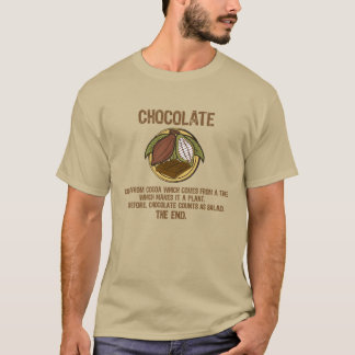 CHOCOLATE SALAD TEE 001a (FRONT ONLY)