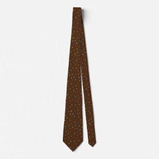 Chocolate Sauce and Sprinkles Tie