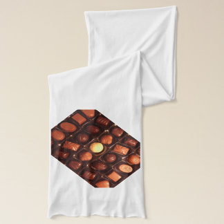 Chocolate Scarf