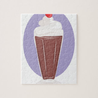 Chocolate Soda Jigsaw Puzzle