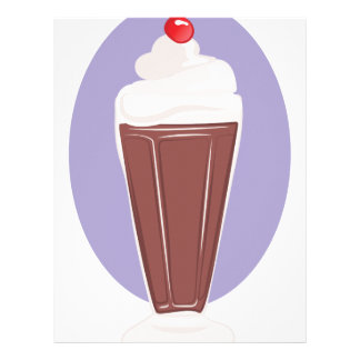 Chocolate Soda Letterhead
