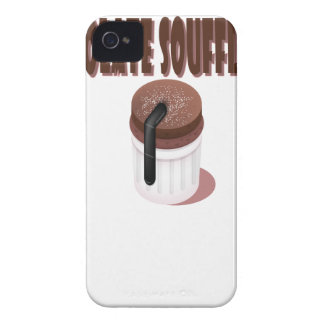 Chocolate Soufflé Day - Appreciation Day iPhone 4 Cases