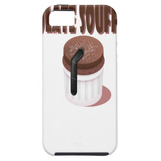 Chocolate Soufflé Day - Appreciation Day iPhone 5 Cases