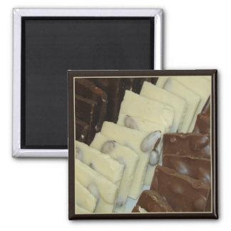 chocolate spectrum square magnet