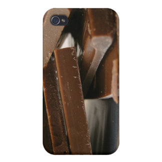 Chocolate Stack iPhone 4 Covers