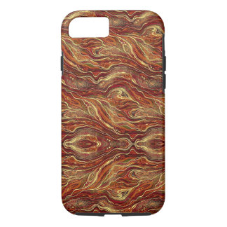 Chocolate Swirl iPhone 8/7 Case