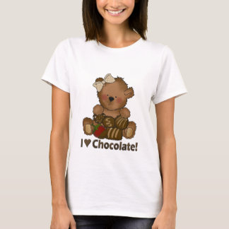 Chocolate Teddy Bear t-shirt