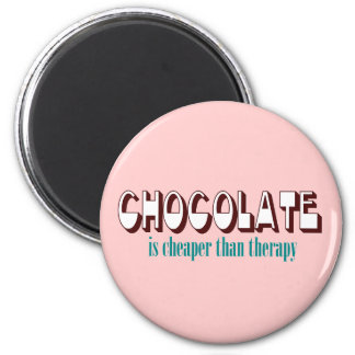 Chocolate Therapy Magnet
