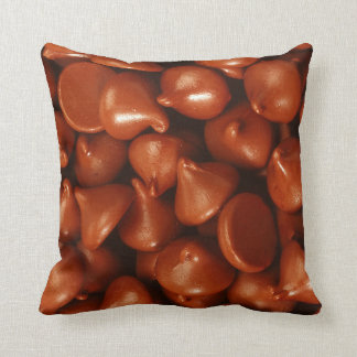 Chocolate to lover throw pillow