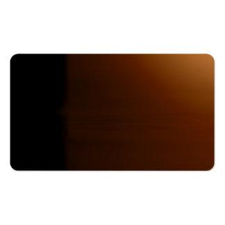 Chocolate Unusual Visual Identifiers Biz Card Pack Of Standard Business Cards
