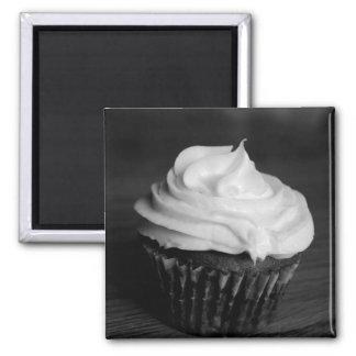 Chocolate & Vanilla Cupcake Magnet