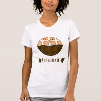 Chocolate waffle T-Shirt