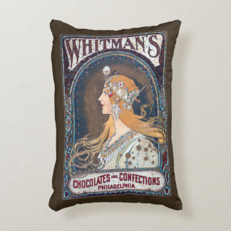 Chocolates and Confections Pillow