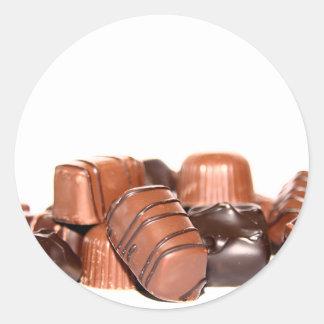 Chocolates Stickers