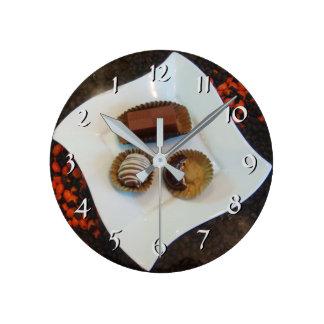 Chocolates - Turn Back the Time Backwards Clock