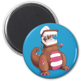 Chocolatey-Rex Magnet