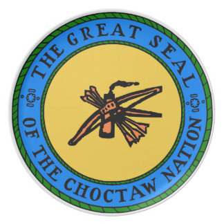 Choctaw Seal Plate