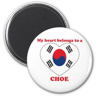 Choe Aimants