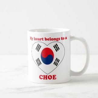 Choe Mug Blanc