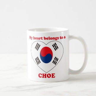 Choe Tasse À Café