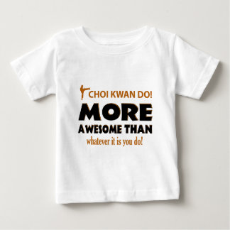 CHOI KWAN DO! DESIGN BABY T-Shirt