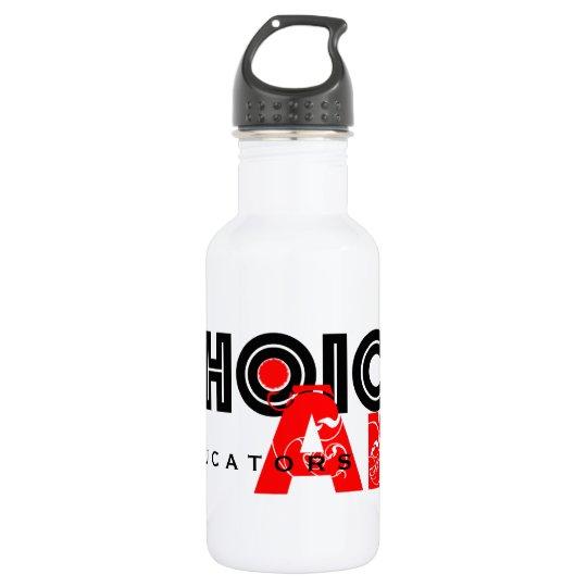 Choice-Art Educators Water Bottle