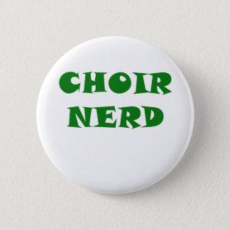Choir Nerd 2 Inch Round Button