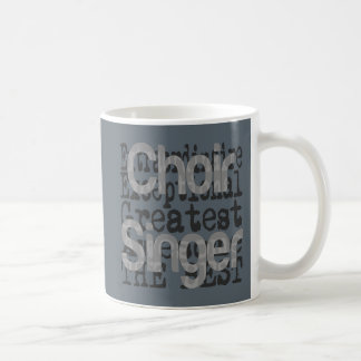 Choir Singer Extraordinaire Coffee Mug