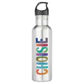 CHOISIE Stainless Steel 24oz Water Bottle