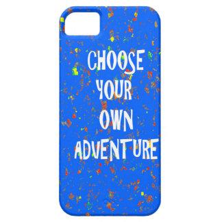 Choisissez l année possèdent l aventure - étuis iPhone 5