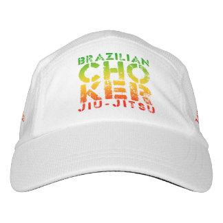 CHOKER - I Love Brazilian Jiu-Jitsu v05, Rasta Hat