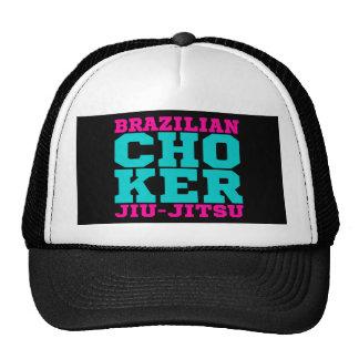 CHOKER - I Love Brazilian Jiu-Jitsu v09, Multi Trucker Hat