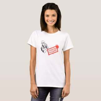 Choking Hazard Ladies' T-Shirt