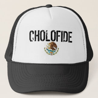 CHOLOFIDE TRUCKER HAT