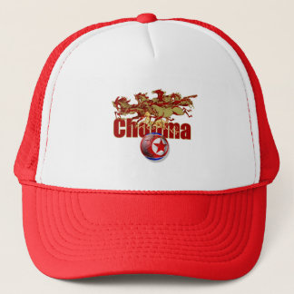 Chonma Thousand Mile Horse Soccer gifts Trucker Hat