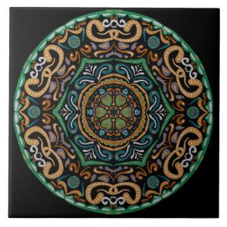 Chons Da Mandala Tiles