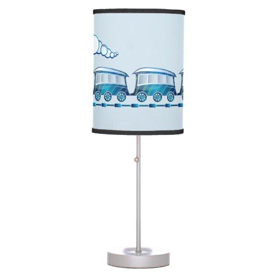 Choo-Choo Lamp