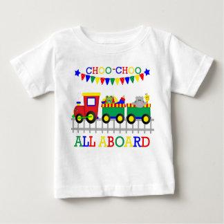 Choo-Choo Red Train Infant T-Shirt