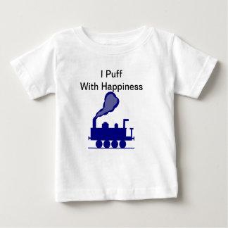 Choo Choo Train Baby T-Shirt