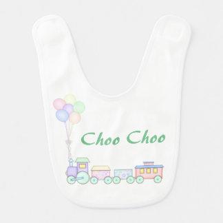 Choo Choo Train Bib