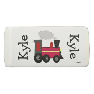 Choo Choo Train Eraser