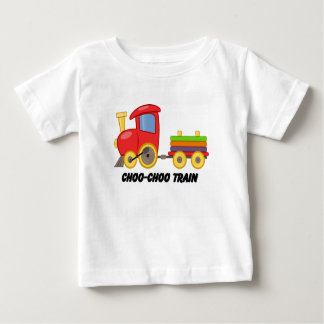 Choo choo Train Little Boys Shirt